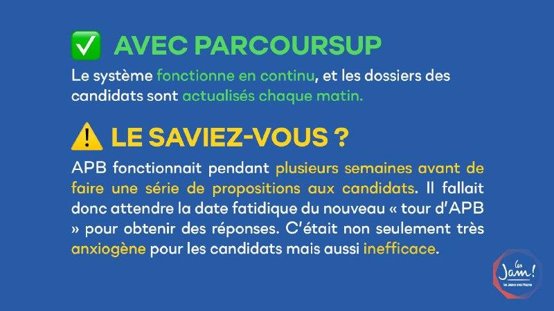 Parcoursup - 1