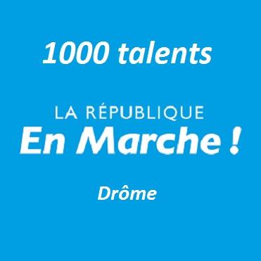 1000 Talents !  Candidatez !