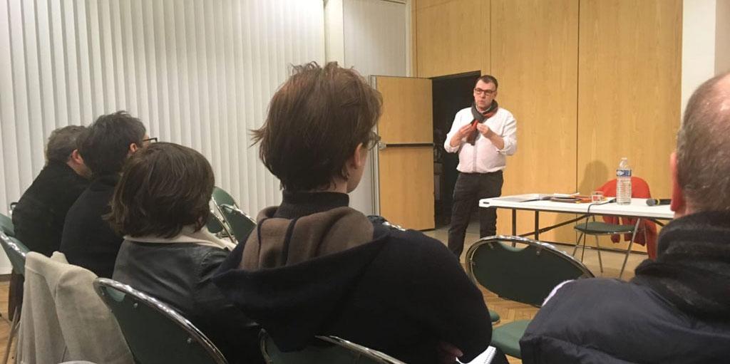 [ Actualités ] Conférence débat sur le RSI à Rennes et St-Malo