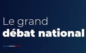 LE GRAND DEBAT NATIONAL  DANS LE 7ème arrondissement