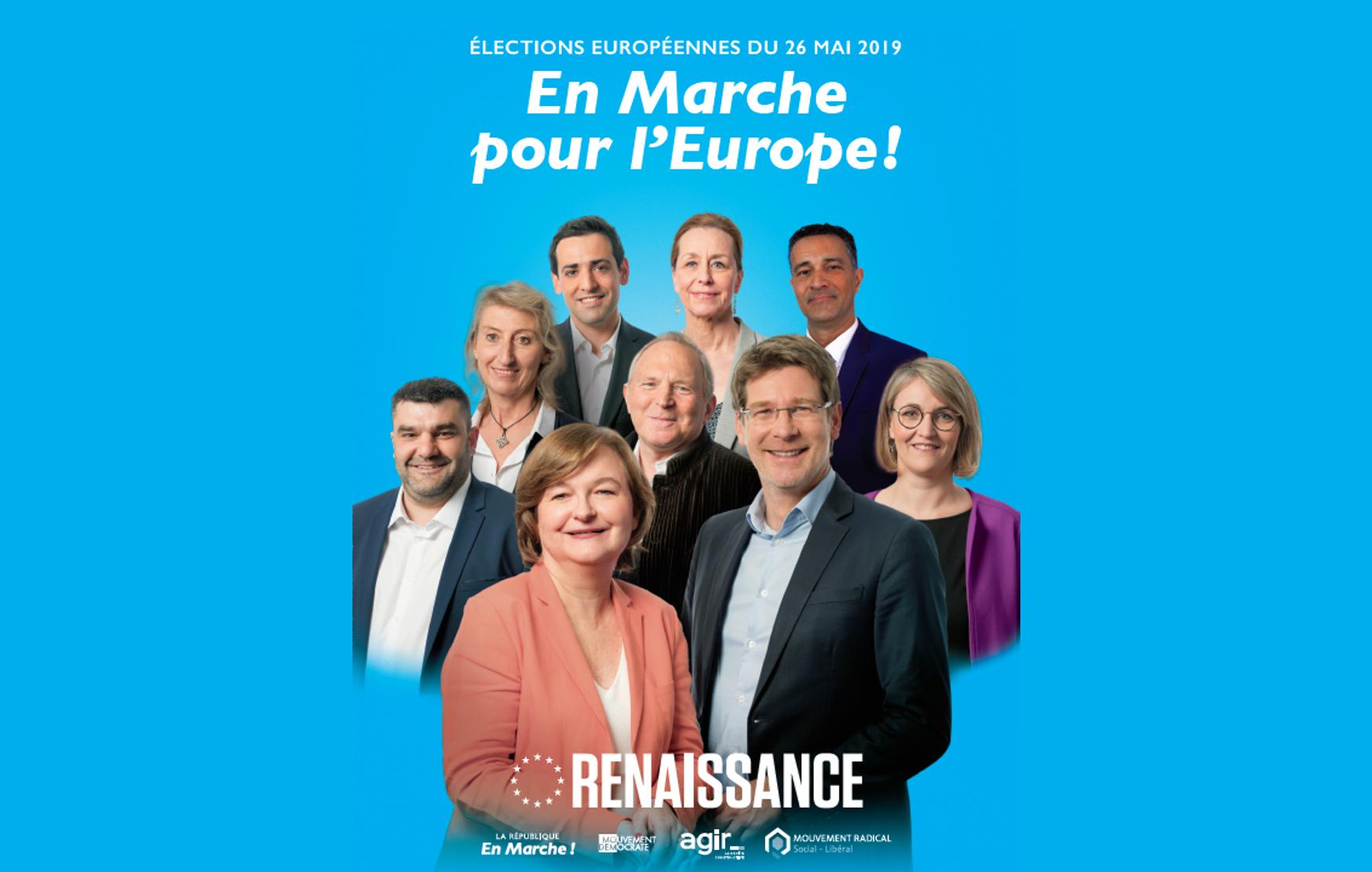 En Marche pour l'Europe !