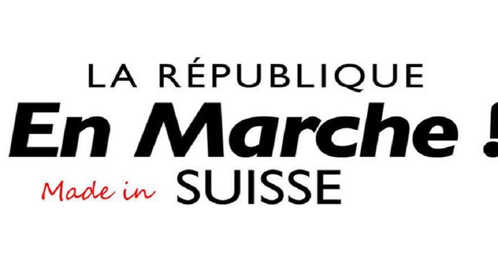 """TRIBUNE #1 LaREM Suisse : """"France is back"""""""