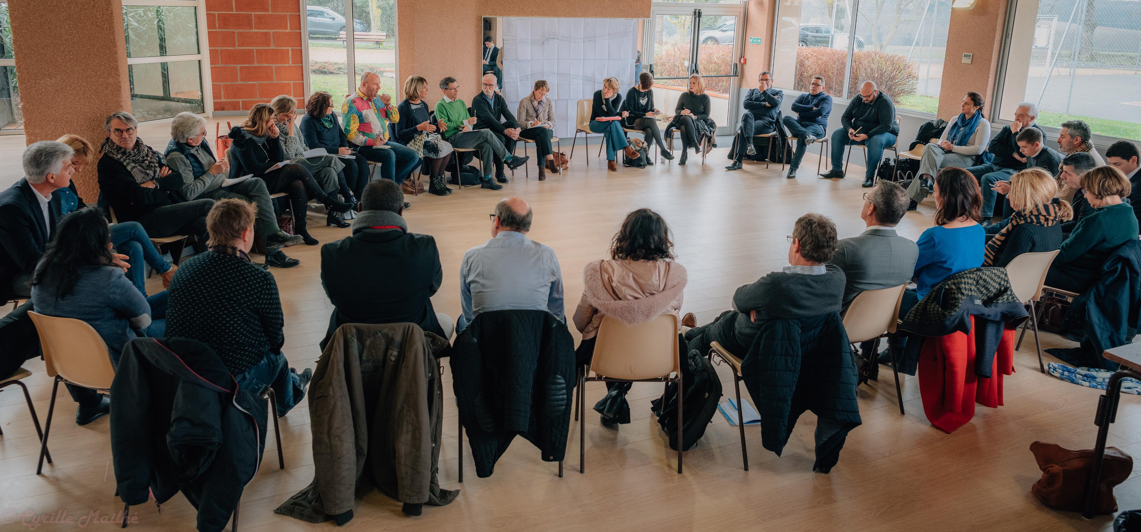Atelier pédagogique Mobilités du 9 février 2019