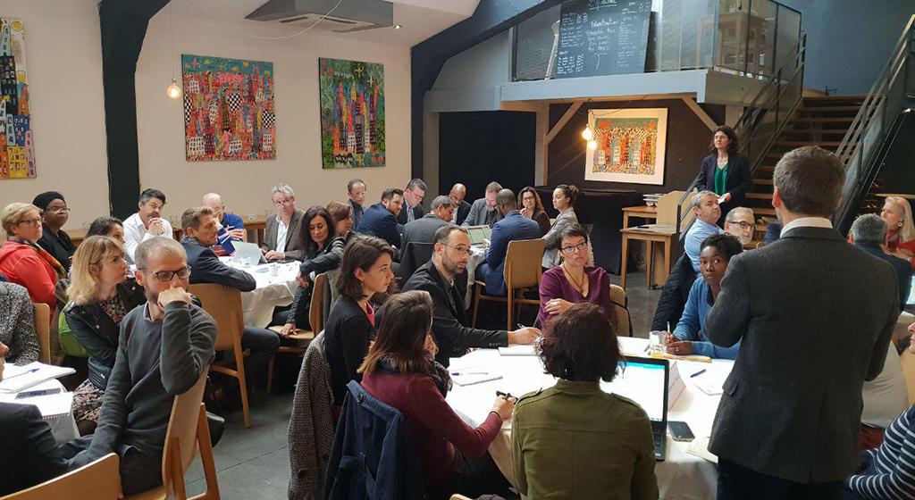 Atelier « Intégration des migrants par le travail»