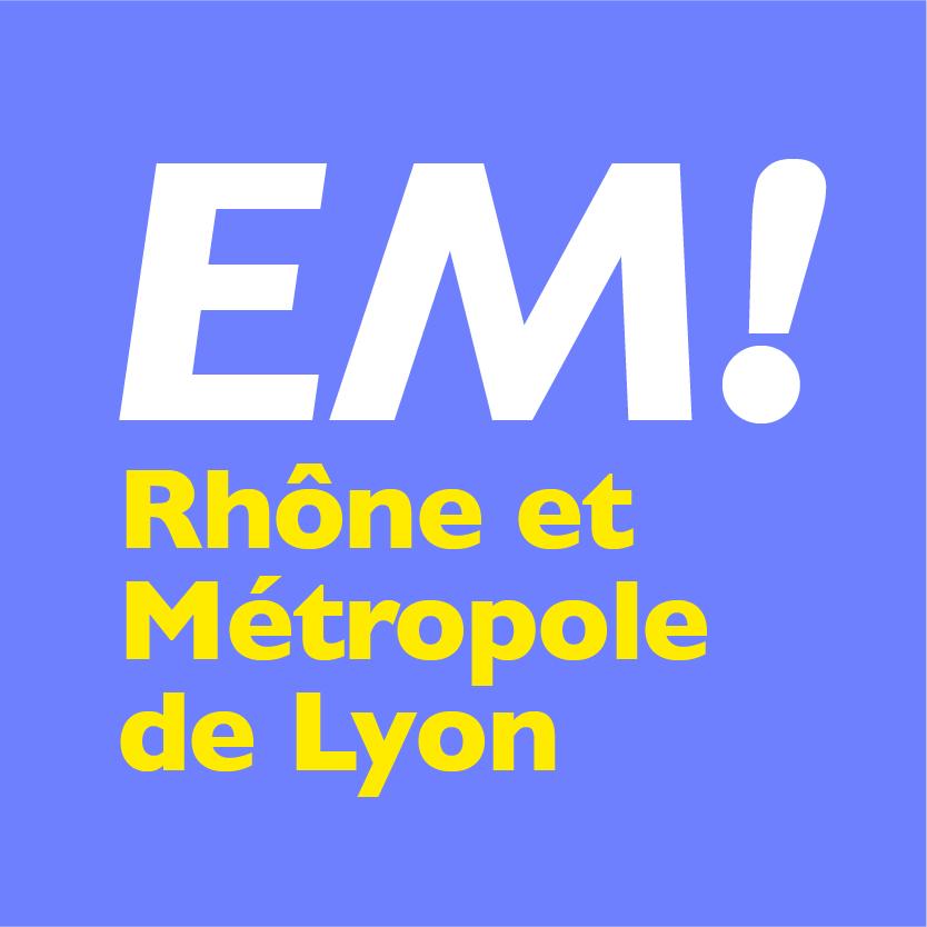 Rhône et Métropole de Lyon En Marche !