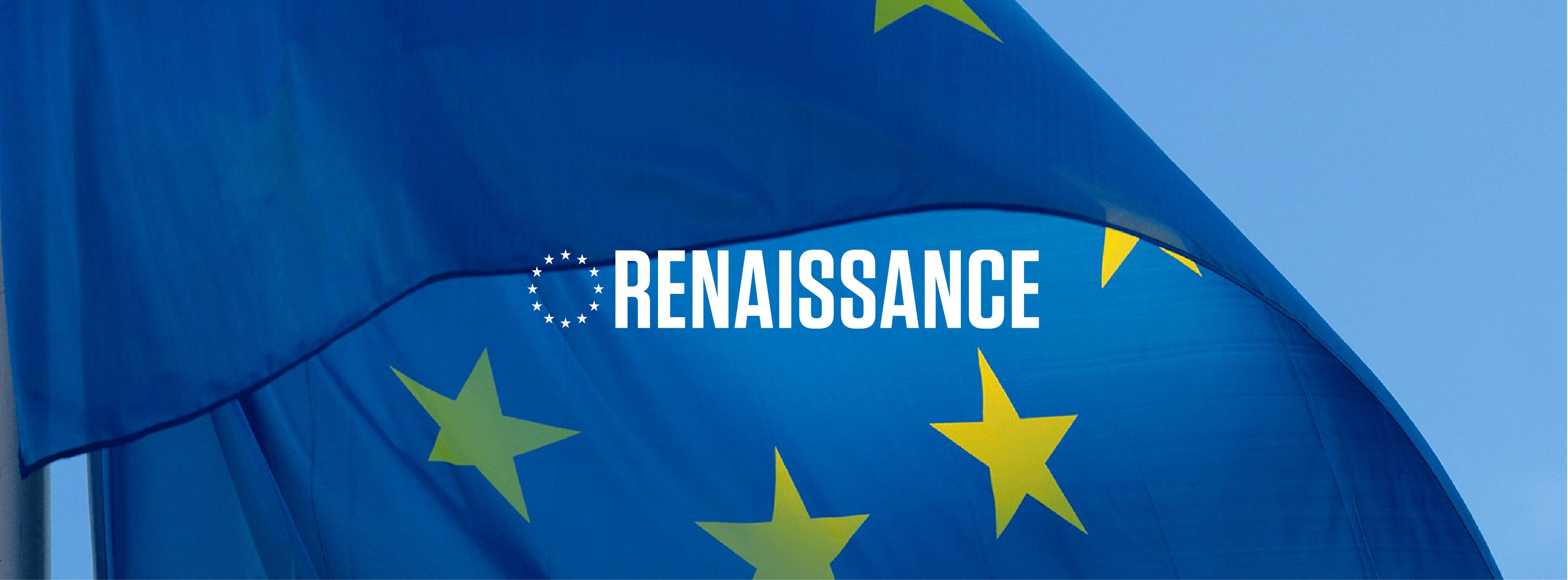 Renaissance : les 30 premiers candidats dévoilés