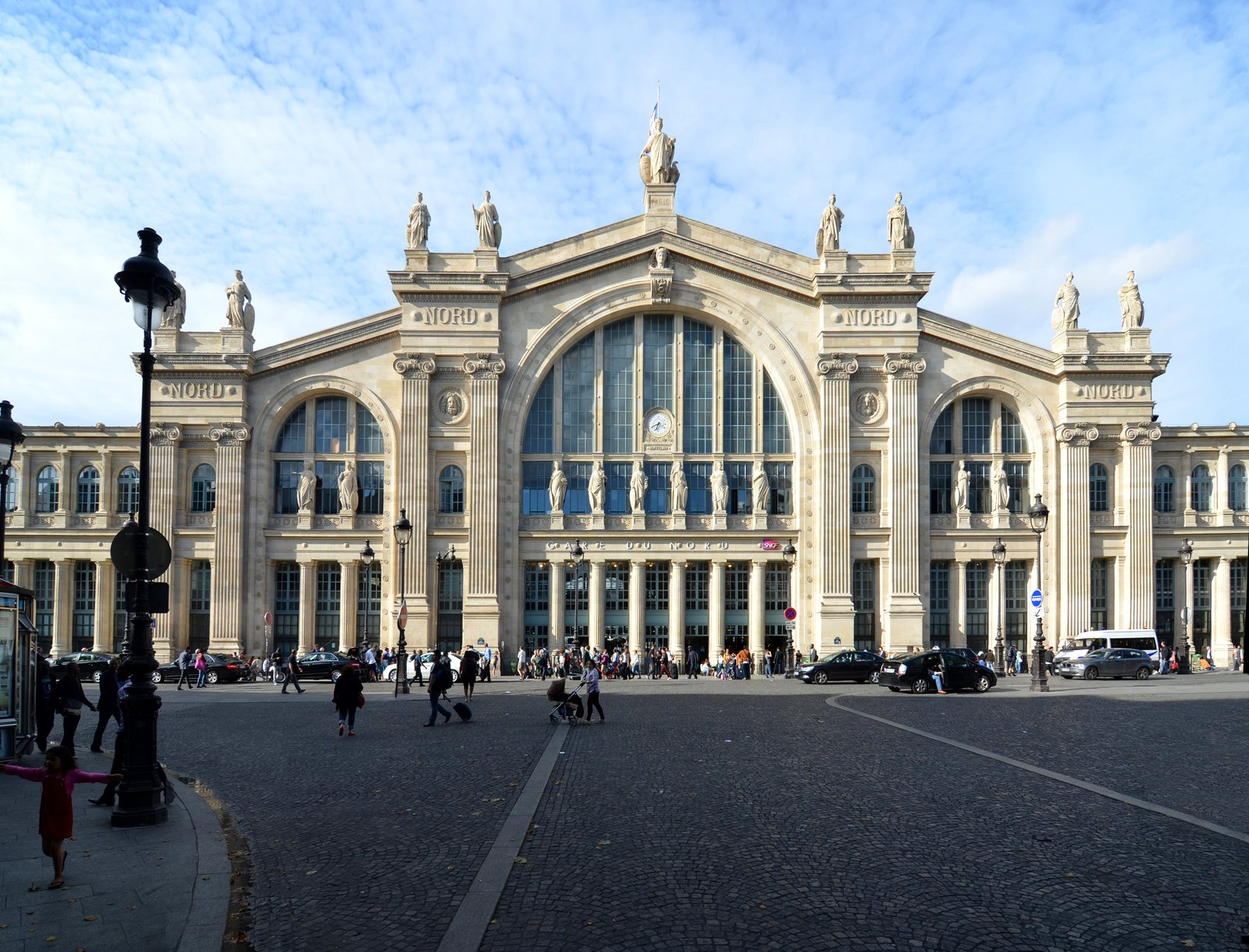 La Gare du Nord se transforme, mais ne sera pas privatisée !