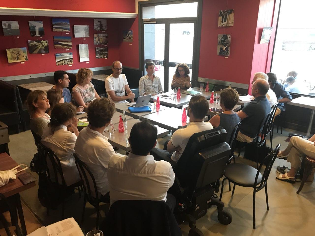 Les diversités au cœur des travaux du comité Montpellier Centre-Ville