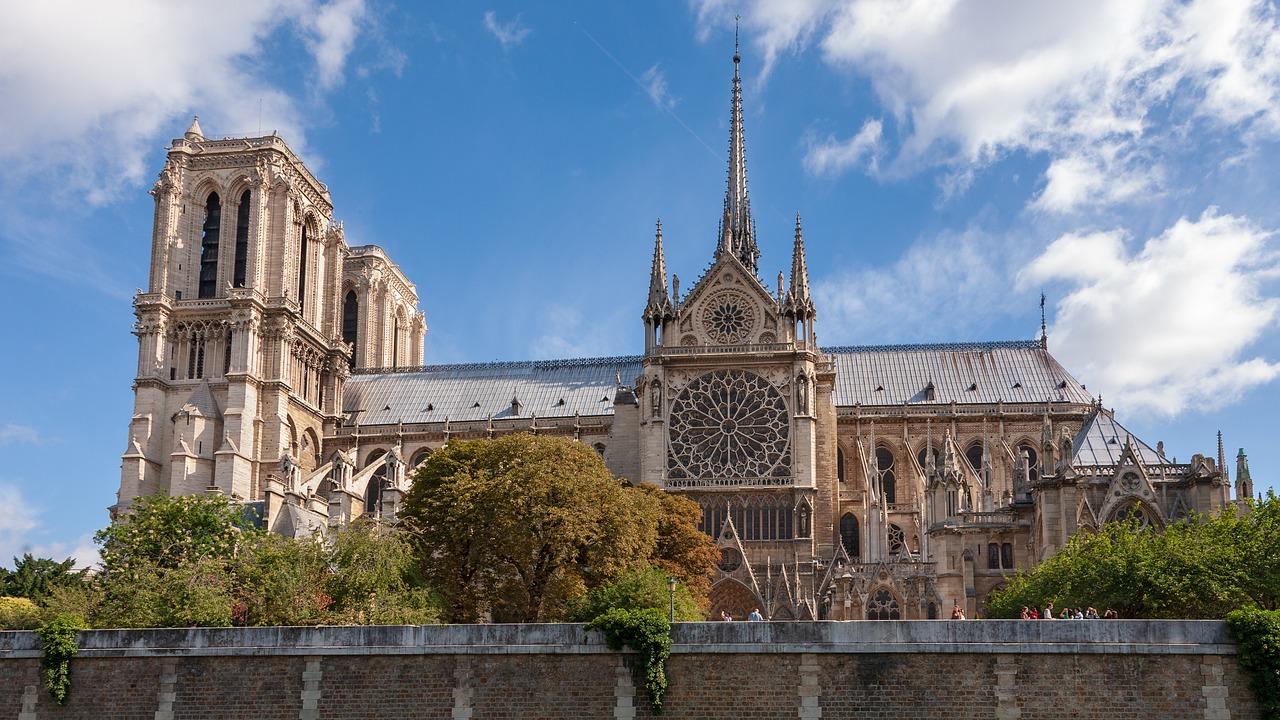 Le drame de Notre-Dame : comme un symbole de notre combat en faveur de l'Europe