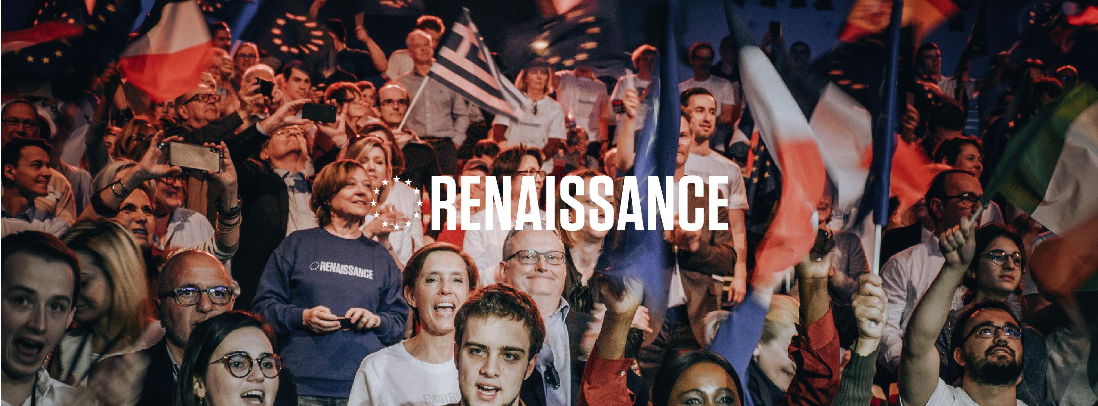 Européennes 2019 - Renaissance, le programme