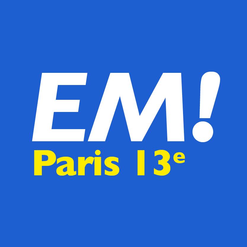 Paris 13ᵉ En Marche !