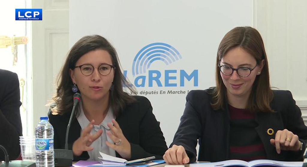 Fiona Lazaar, députée du Val-d'Oise, nommée vice-présidente du groupe LaREM à l'Assemblée nationale