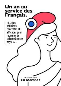 1 An au service des Français