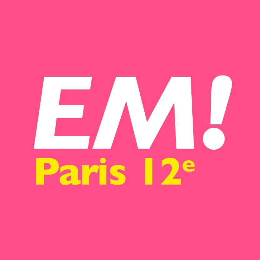 Paris 12ᵉ En Marche !