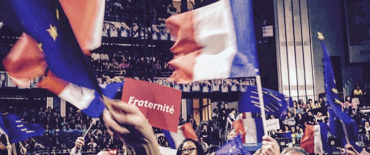 En Marche ! avec Emmanuel Macron et toutes les familles !