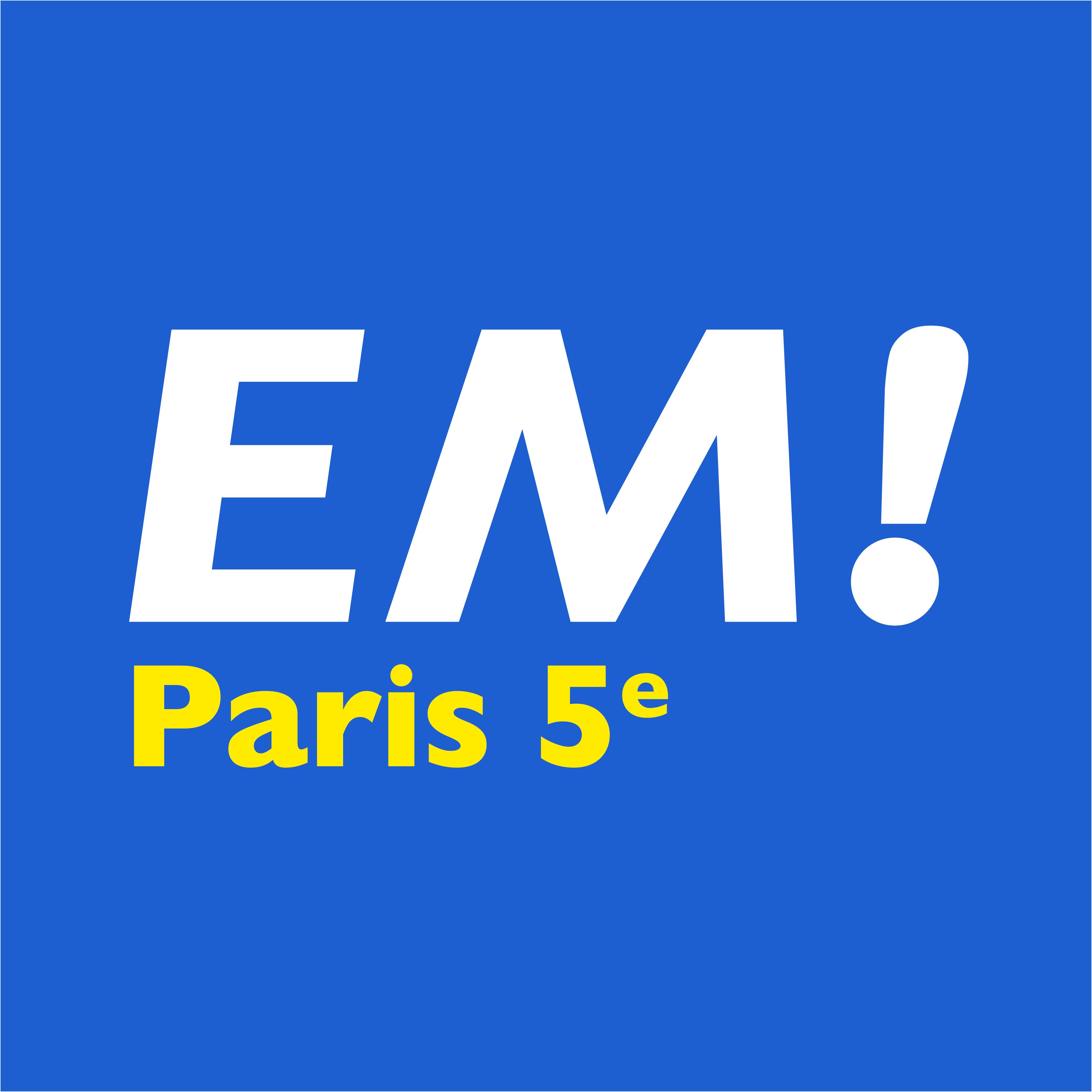Paris 5ᵉ En Marche !
