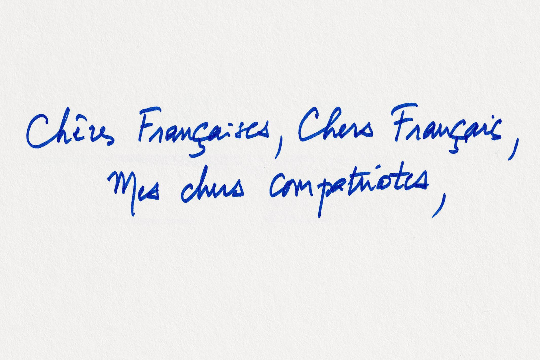 Le Président Emmanuel Macron s'adresse aux Français dans une lettre ouverte qui lance le #GrandDébatNational