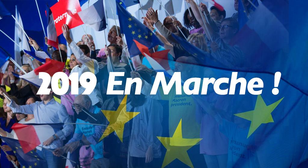 2019. Nos vœux pour l'Europe