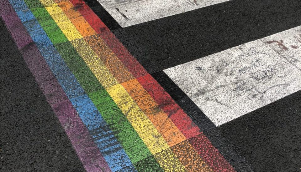 La visibilité des personnes LGBT est un droit pas une provocation