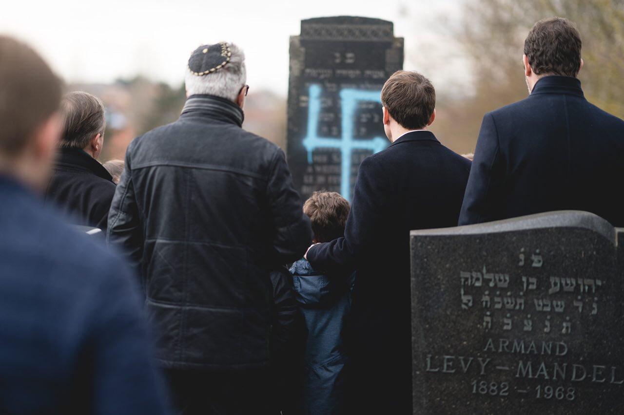« A nouveau, depuis plusieurs années, l'antisémitisme tue en France. »