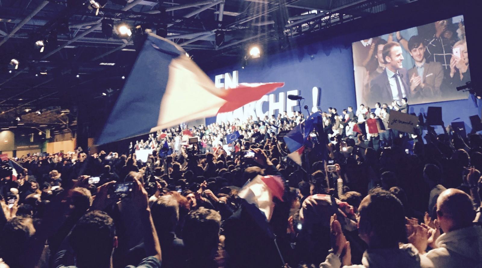 Emmanuel Macron, pour redonner du souffle à la politique !
