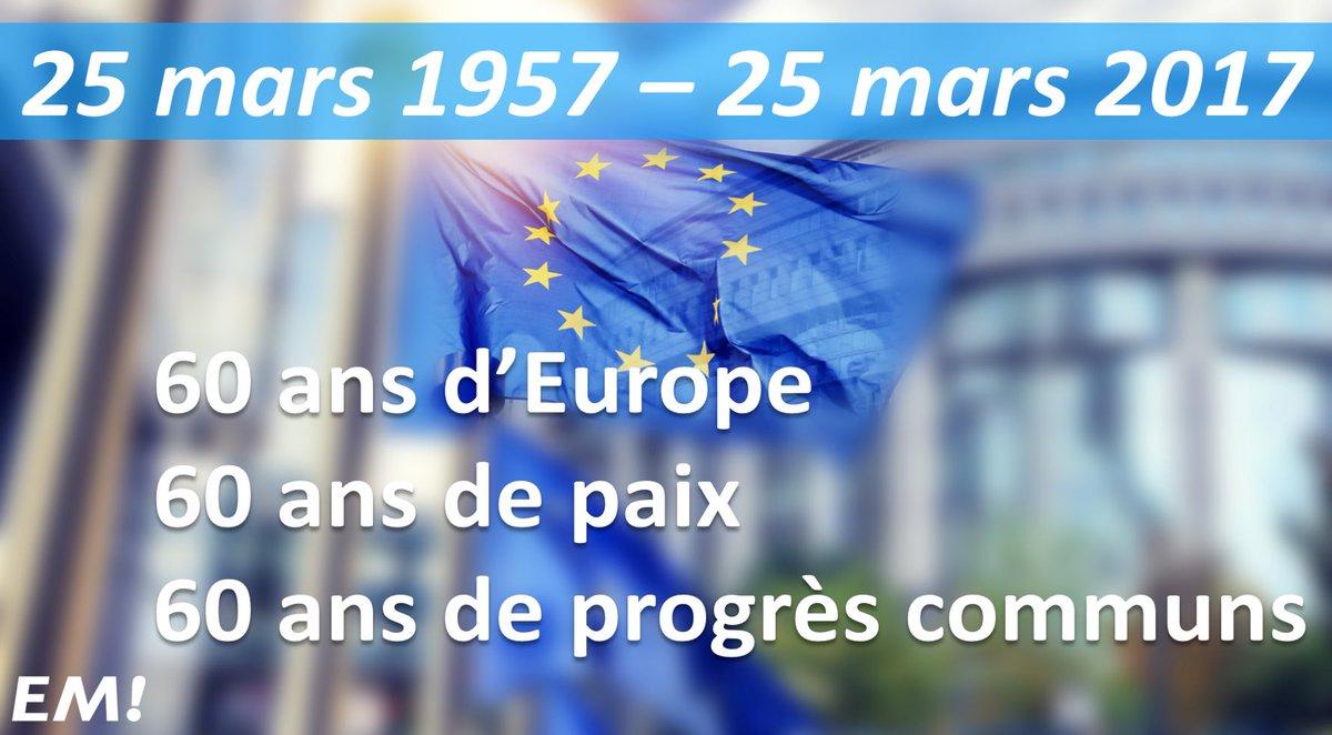 En Marche ! nous célébrons l'Europe !