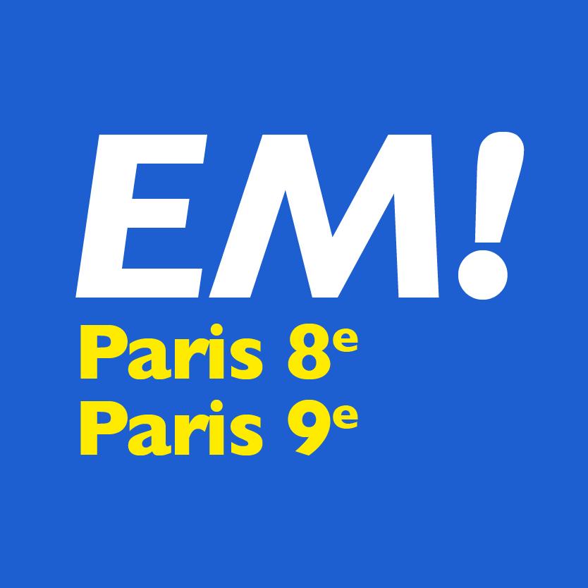 Paris 8ᵉ et 9ᵉ En Marche !