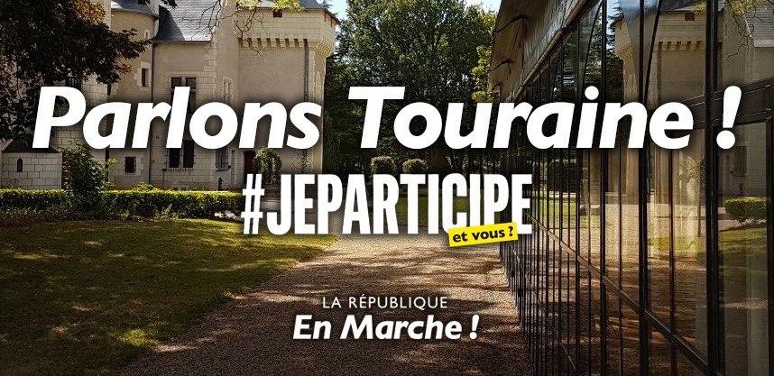 À la rencontre des territoires : Parlons Touraine !