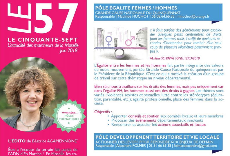 Newsletter trimestrielle