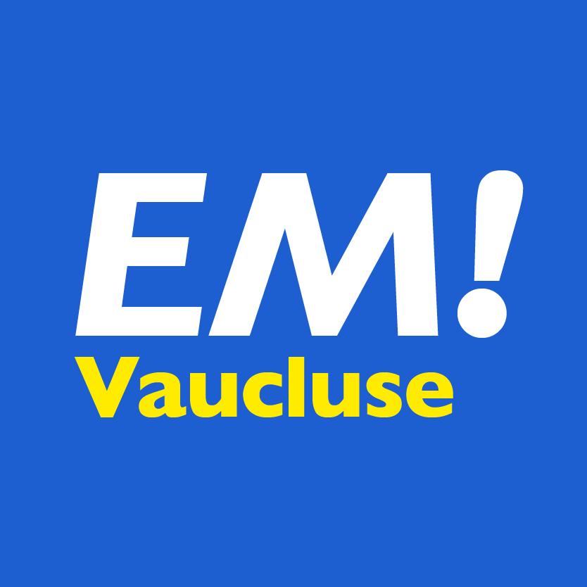 Le Vaucluse En Marche !