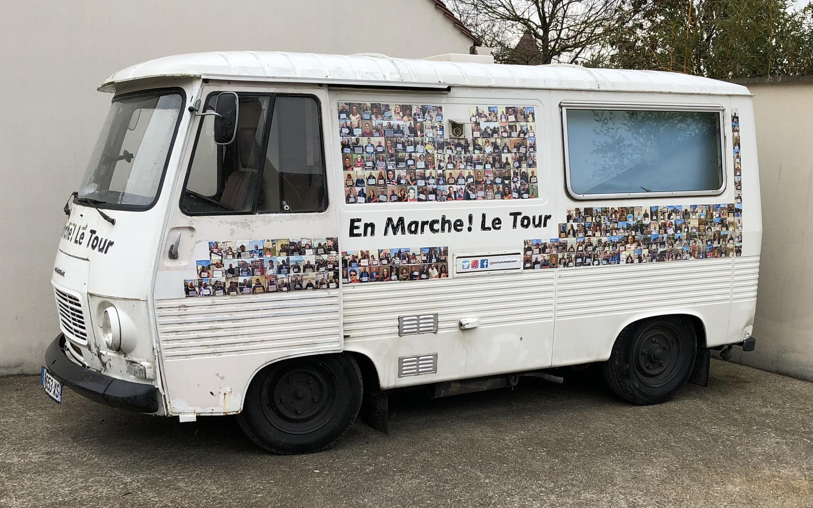 La Marche de la Ruralité en Seine et Marne