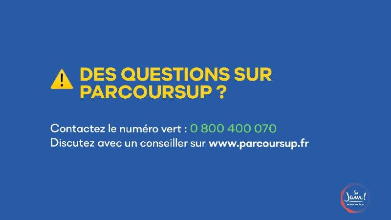 Parcoursup - 7