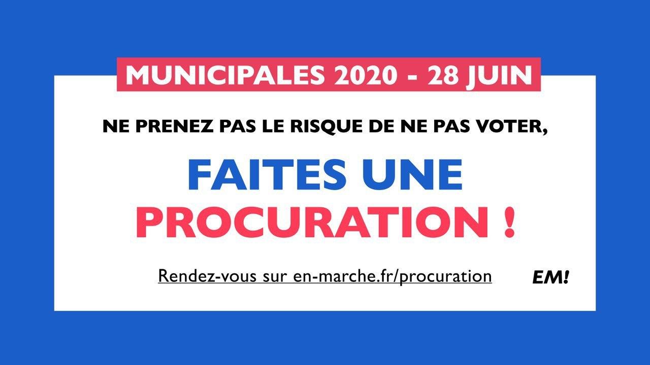 Procuration mode d'emploi   Dimanche 28 juin, deuxième tour des municipales à Paris 18