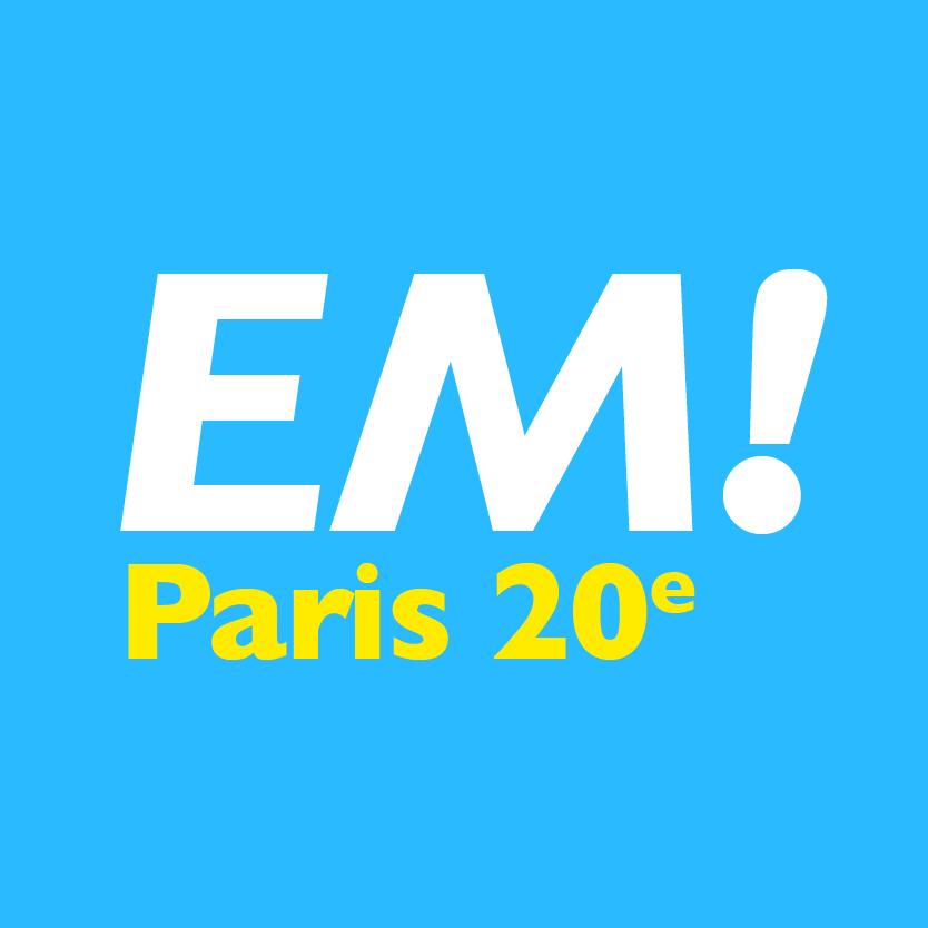 Paris 20ᵉ En Marche !