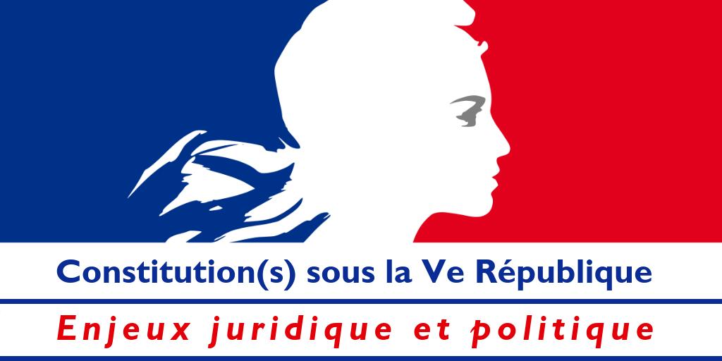 Constitution(s), enjeux politique et juridique
