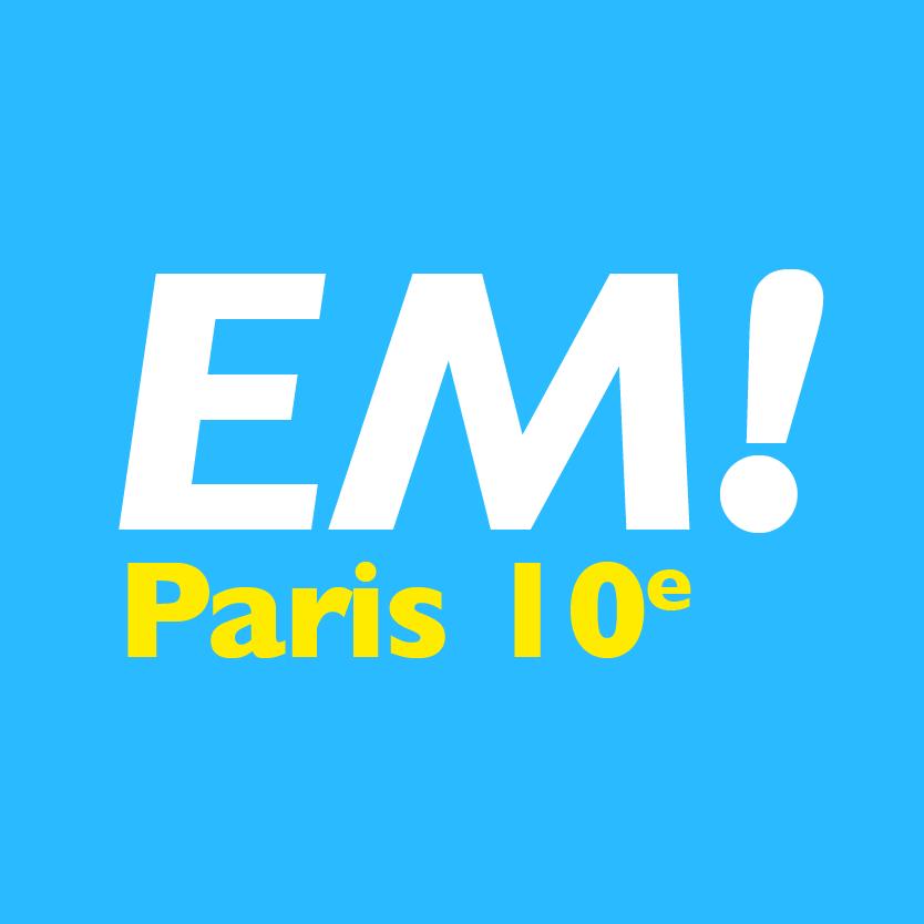 Paris 10ᵉ En Marche !