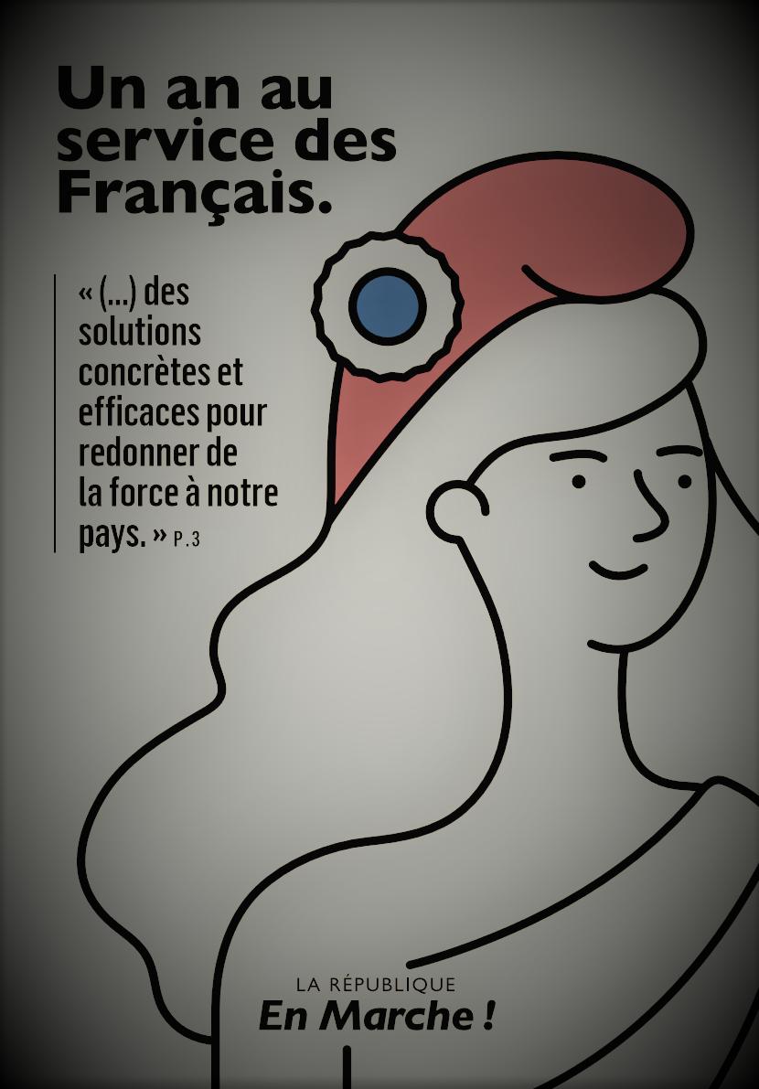 Un an au service des Français, au service de la Corse