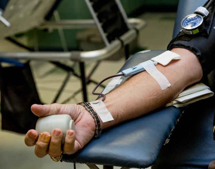 L'égalité pour le don du sang