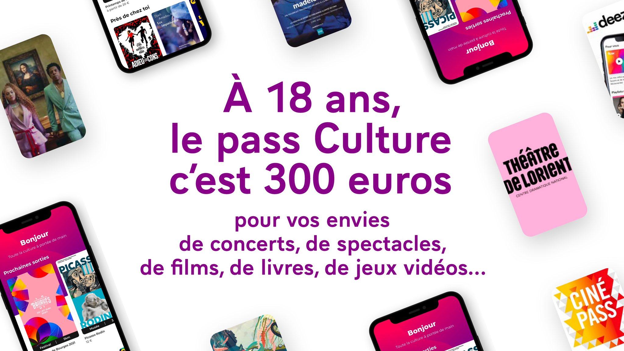 Le Pass Culture généralisé, une mesure sociale pour l'émancipation de tous !