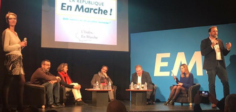 Première rencontre Agriculture En Marche!