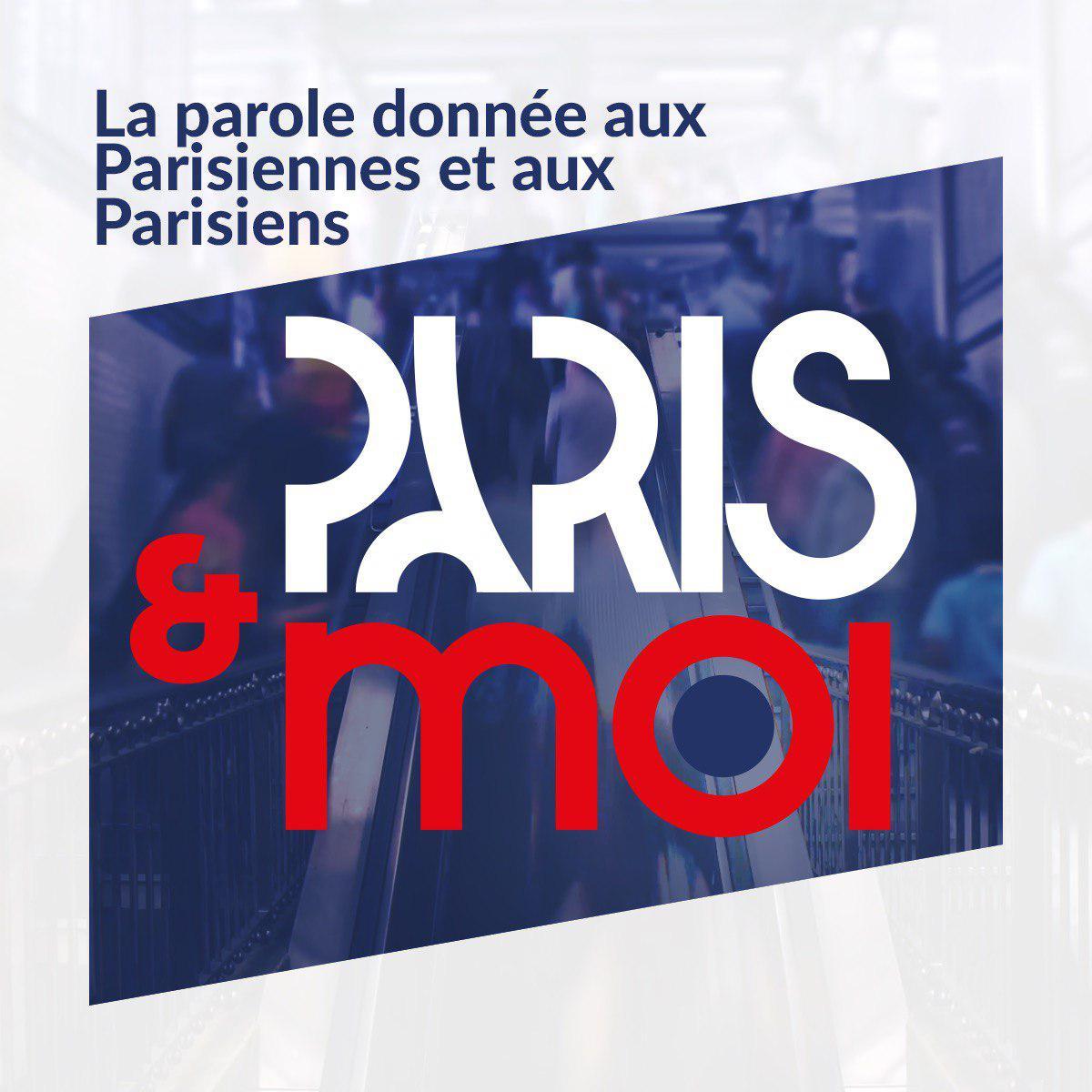 CP - La République En Marche ! Paris lance PARIS&MOI à l'Alhambra