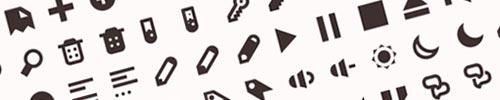 Download ícones de definição e qualidade: minimalista