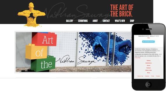 10 dicas para menus responsivos: site Brickartist.com.