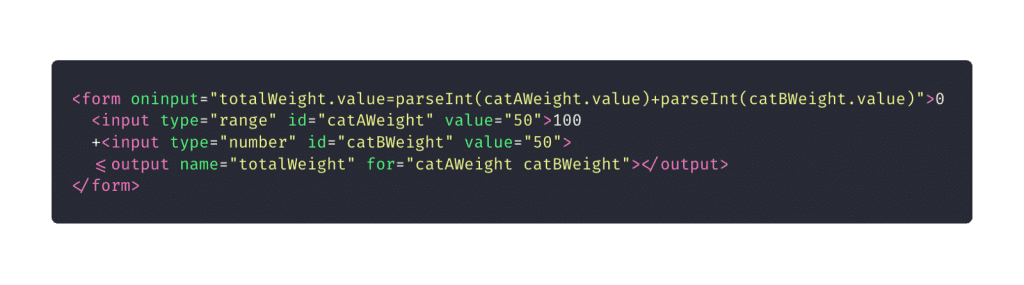 10 elementos HTML que você não sabia que precisava: output