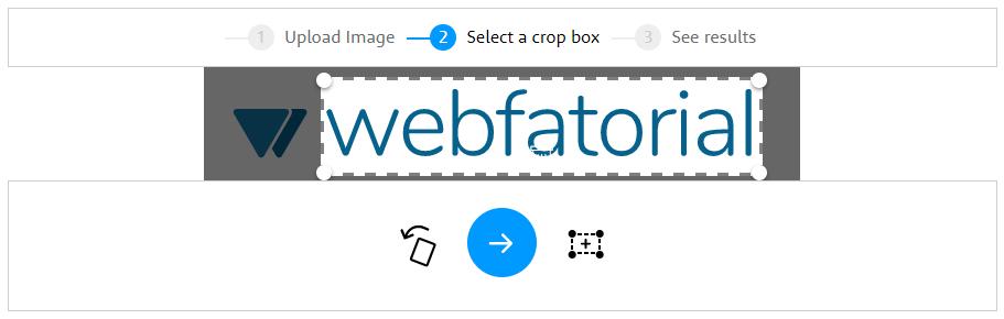 Identificador de fonte: fazendo box de identificação no WhatTheFont.