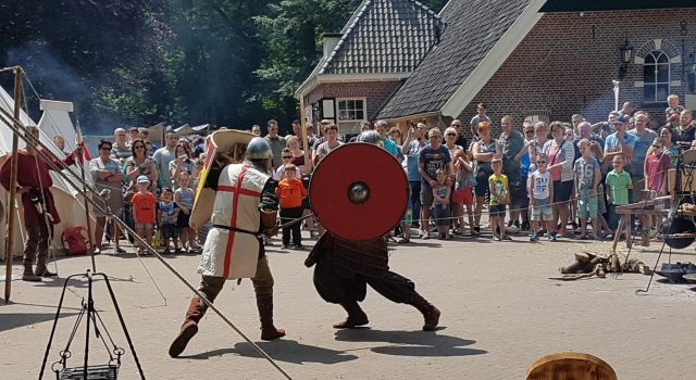 Middeleeuws Weekend Dragonheart 8 en 9 september