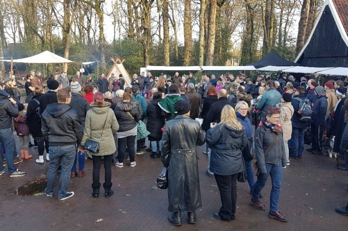 Kerstmarkt Dragonheart 15 december 2019