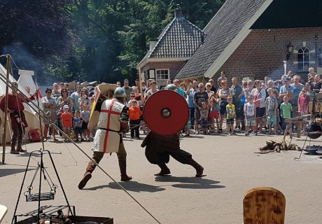 Middeleeuws Weekend Dragonheart 8 en 9 september