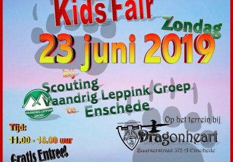 Bike(r)s & Kids Fair op zondag 23 juni 2019