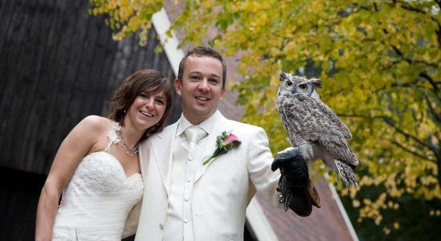 Rabatt für Brautpaare von 25 % auf die Hochzeit-Location Dragonheart!
